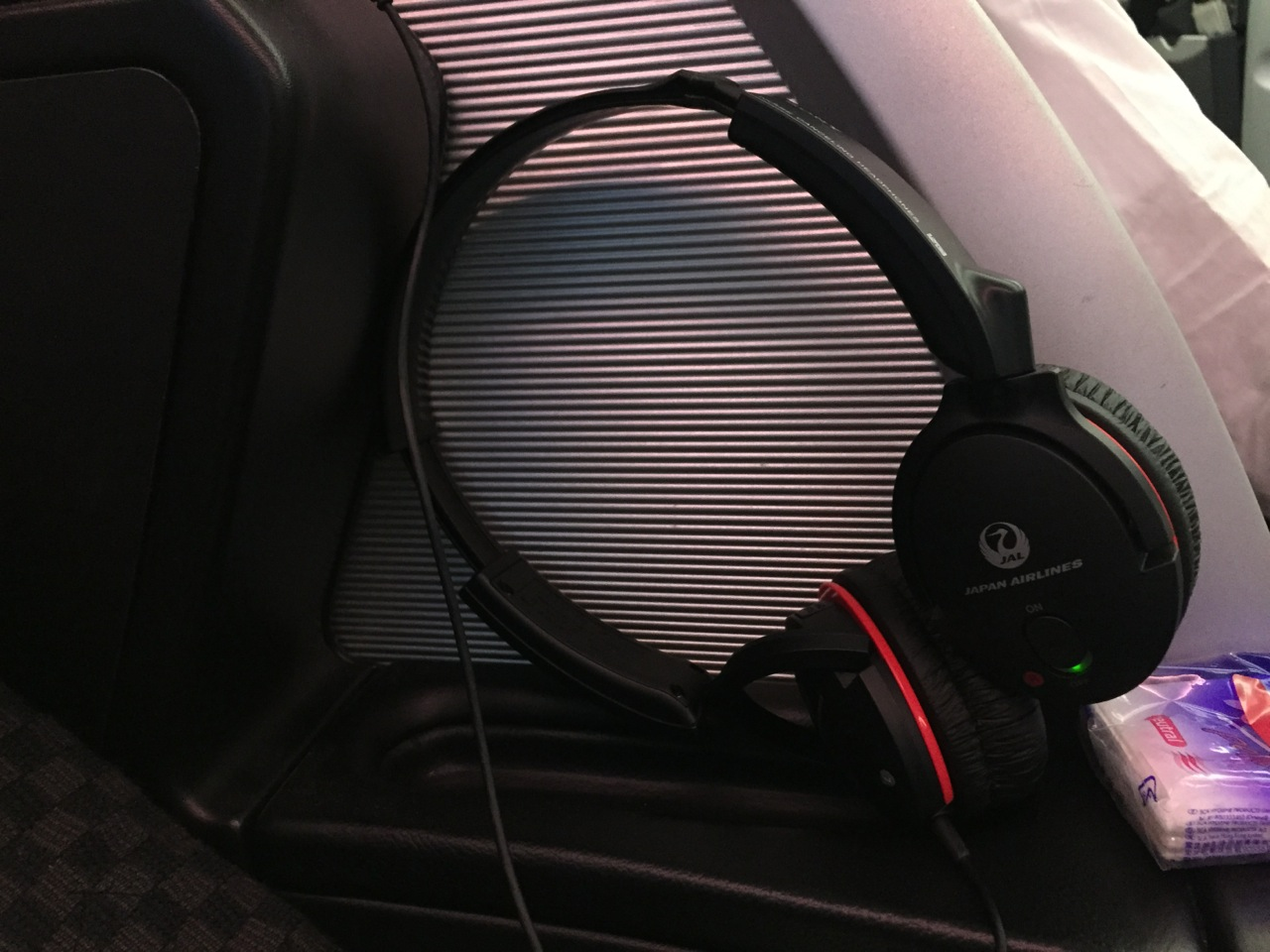 noise-cancellation headset