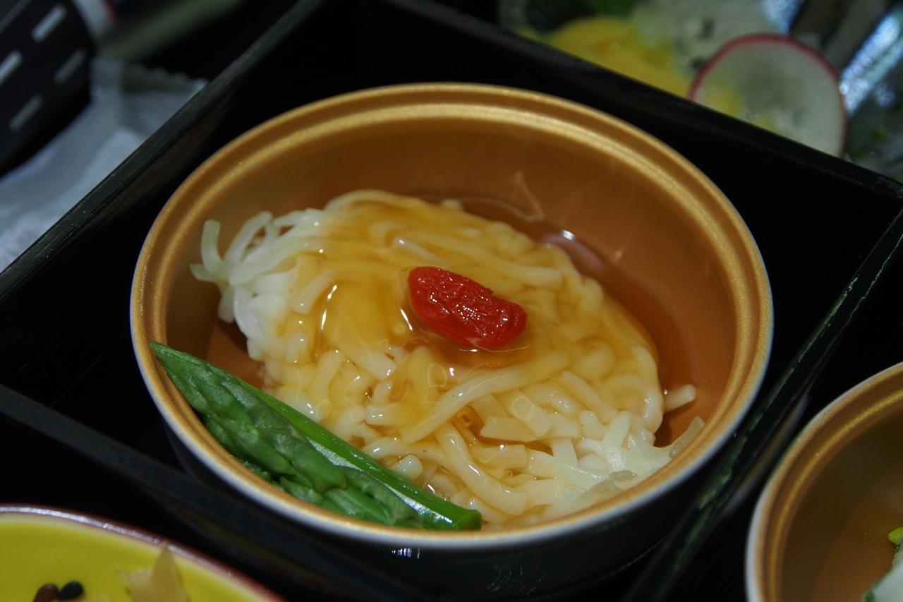 佐賀: 烏賊焼売 べっこう餡掛け Steamed Squid Dumpling with Soy Starch Sauce