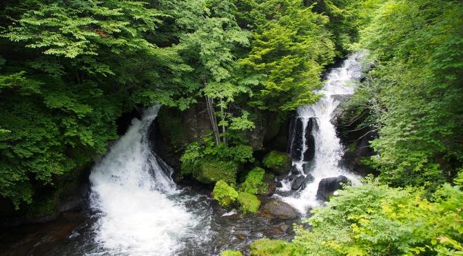 東京近郊避暑二選 – 日光 (1) 龍頭瀑布、二荒山神社、中襌寺湖