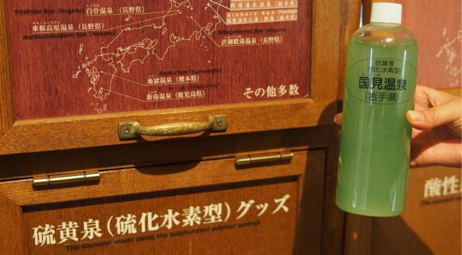 〖秋の飛騨道〗〔下呂溫泉〕下呂発溫泉博物館
