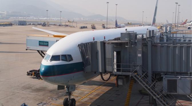 〖北・極光追逐〗CX239 香港→倫敦 商務客位體驗(下)