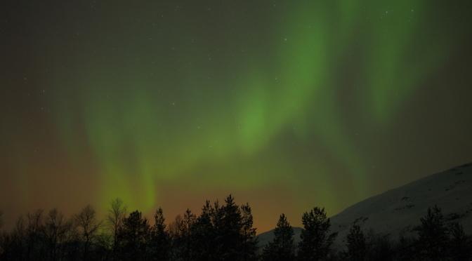 〖北・極光追逐〗〔Tromsø〕Camp Tamok 極光之夜