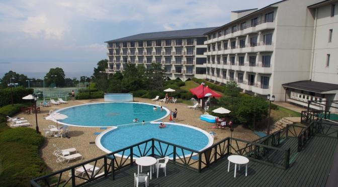 小豆島遊記:Resort Hotel Olivean Shodoshima