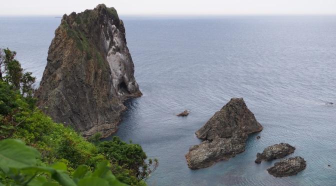 積丹半島遊記:島武意海岸