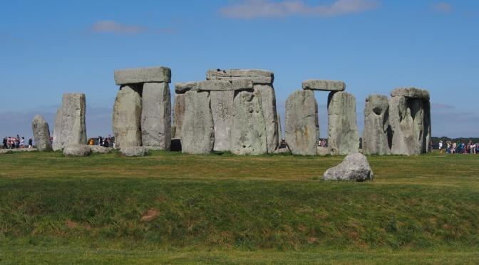 英國遊記:Bath 來回 Stonehenge 巨石陣半天遊