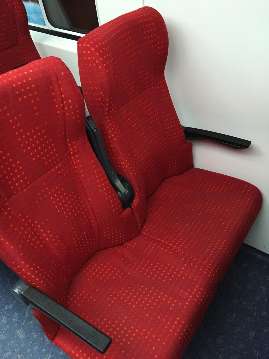 商務車廂座椅
