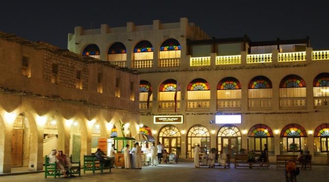 卡塔爾航空多哈轉機免費觀光遊