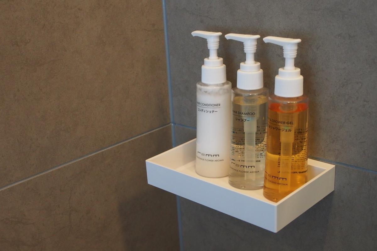 酒店自家品牌的沐浴用品