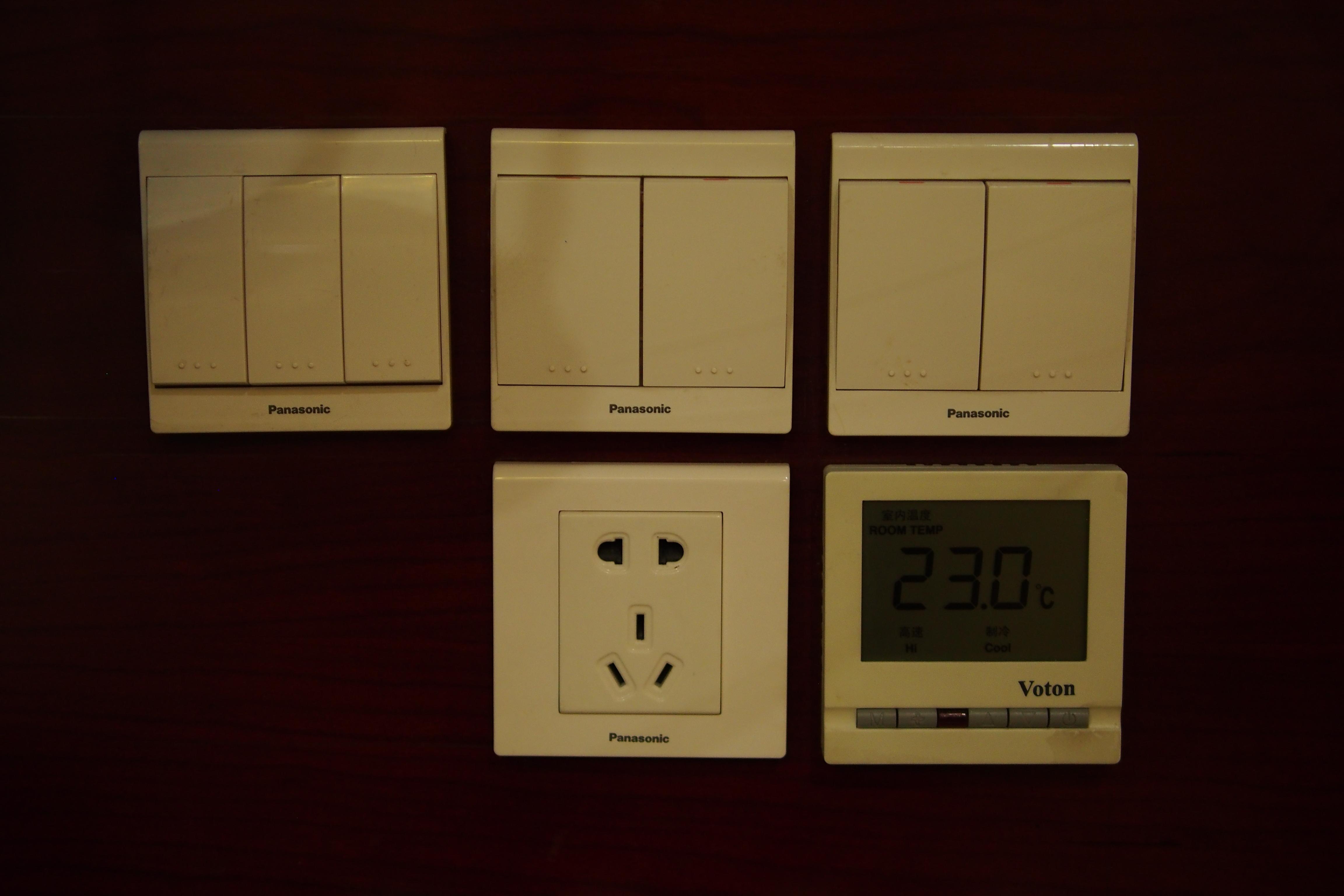 Panasonic 的電掣