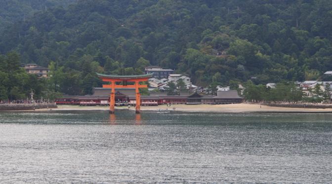 千五蚊國航轉機去日本廣島